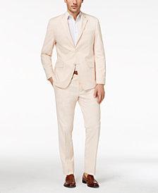 Lauren Ralph Lauren Men's Slim-Fit Ultraflex Pink Solid Suit