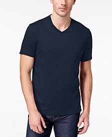 Men's Performance V-Neck T-Shirt, Created for Macy's