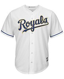 Majestic Men's Kansas City Royals Blank Replica Cool Base Jersey