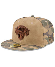 New Era New York Knicks Butter So Camo 59FIFTY Fitted Cap