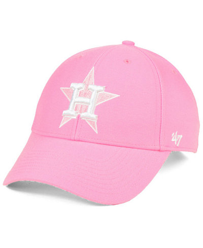 '47 Brand Houston Astros Pink Series Cap