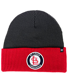 '47 Brand St. Louis Cardinals Ice Block Cuff Knit Hat