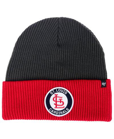 '47 Brand St. Louis Cardinals Ice Block Cuff Knit Hat