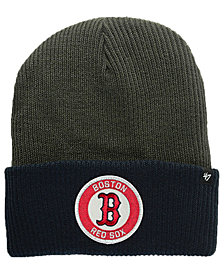 '47 Brand Boston Red Sox Ice Block Cuff Knit Hat