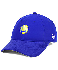 New Era Golden State Warriors On-Court Collection Draft 9TWENTY Cap