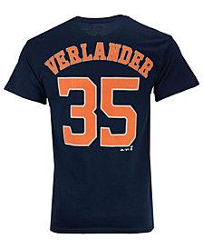 Majestic Men's Justin Verlander Houston Astros Official Player T-Shirt