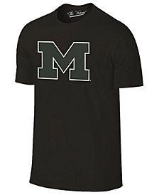 J America Men's Michigan Wolverines Tonal Pop T-Shirt
