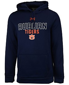 Under Armour Men's Auburn Tigers Speedy Armour Fleece Hoodie