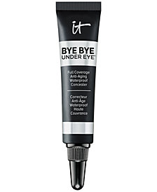 IT Cosmetics Bye Bye Under Eye Concealer, 0.11 fl. oz, Travel Size