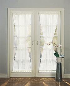"""Lichtenberg No. 918 Sheer Voile 59"""" x 72"""" Door Panel"""
