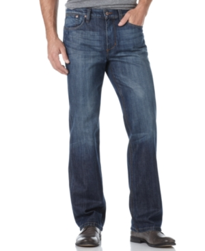 Joe's Jeans Men's Straight Leg Classic Fit Jeans, Martin Wash