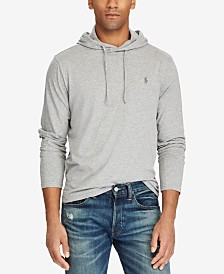 Polo Ralph Lauren Men's Jersey T-Shirt Hoodie, Regular and Big & Tall