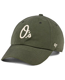 '47 Brand Baltimore Orioles Harvest CLEAN UP Cap