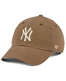 '47 Brand New York Yankees Harvest CLEAN UP Cap