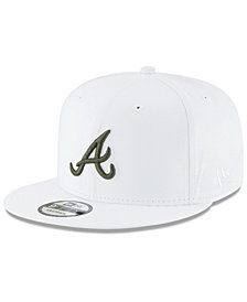New Era Atlanta Braves Fall Shades 9FIFTY Snapback Cap