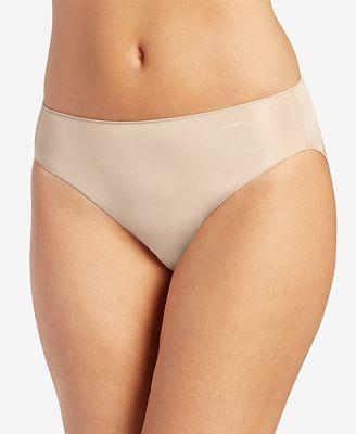 Jockey Women S No Panty Line Promise Bikini 1370 Bras Panties