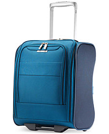 CLOSEOUT! Samsonite ECO-Spin Wheeled Underseat Carry-On Suitcase, Created for Macy's