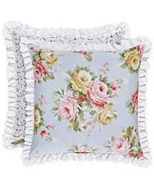"""Piper & Wright Stella 20"""" Square Decorative Pillow"""