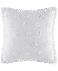 """Rosalie 17"""" Square Decorative Pillow"""