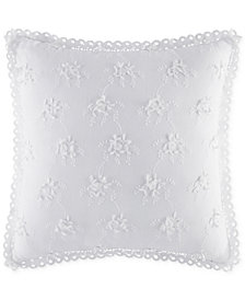 "Piper & Wright Rosalie 17"" Square Decorative Pillow"