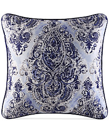 "Piper & Wright Santorini 20"" Square Decorative Pillow"