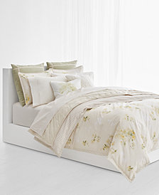 Lauren Ralph Lauren Lakeview Cotton Reversible Textured 3-Pc. Full/Queen Duvet Cover Set