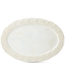 Lenox-Wainwright Boho Earth Oval Platter, Created for Macy's