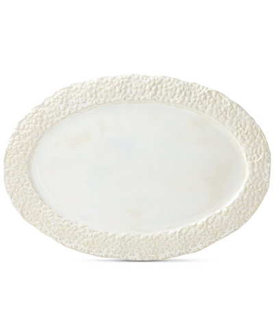 Crafted by Wainwright Boho Earth Oval Platter, Created for Macy's