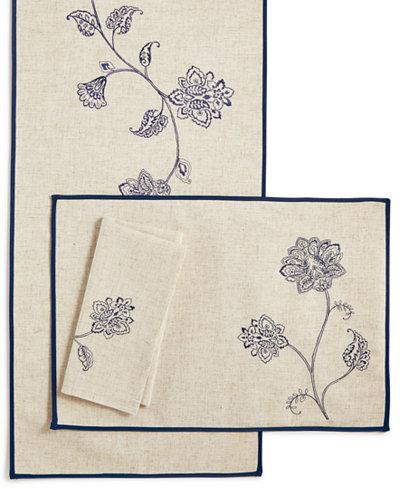 Bardwil Cerelia Table Linen Collection
