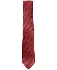 BOSS Men's Regular Patterned  Silk Tie
