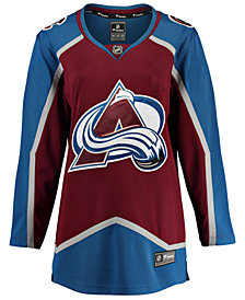 Fanatics Women's Colorado Avalanche Breakaway Jersey