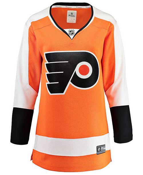 Fanatics Women's Philadelphia Flyers Breakaway Jersey