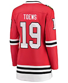 Fanatics Women's Jonathan Toews Chicago Blackhawks Breakaway Player Jersey