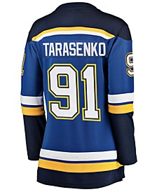 Women's Vladimir Tarasenko St. Louis Blues Breakaway Player Jersey