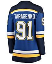 brand new 0f49e 83642 Fanatics Women s Vladimir Tarasenko St. Louis Blues Breakaway Player Jersey