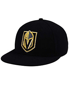 adidas Vegas Golden Knights Basic Fitted Cap