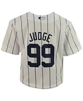 abdd65cd1 Outerstuff Aaron Judge New York Yankees Player Replica Cool Base Jersey