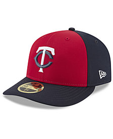 New Era Minnesota Twins Low Profile Batting Practice Pro Lite 59FIFTY Fitted Cap