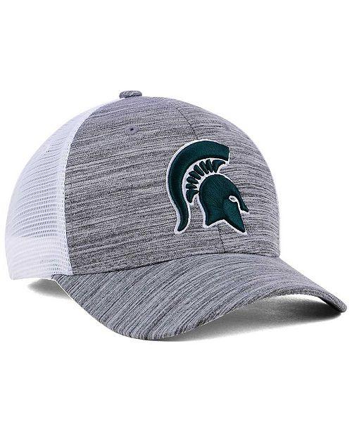 huge selection of 1f6d3 45b97 Top of the World Michigan State Spartans Warmup Adjustable Cap - Sports Fan  Shop By Lids - Men - Macy s