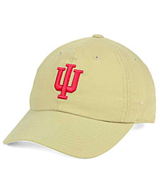 Top of the World Indiana Hoosiers Main Adjustable Cap