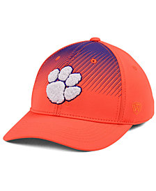 Top of the World Clemson Tigers Fallin Stretch Cap