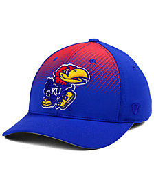Top of the World Kansas Jayhawks Fallin Stretch Cap