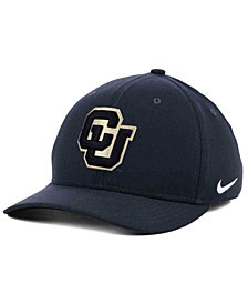 Nike Colorado Buffaloes Anthracite Classic Swoosh Cap