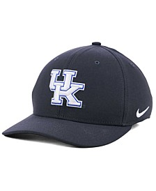 Kentucky Wildcats Anthracite Classic Swoosh Cap