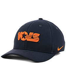 Nike Tennessee Volunteers Anthracite Classic Swoosh Cap