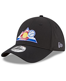 New Era Colorado Rockies Batting Practice 39THIRTY Cap