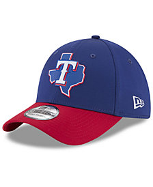 New Era Texas Rangers Batting Practice 39THIRTY Cap