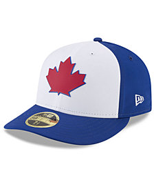 New Era Toronto Blue Jays Low Profile Batting Practice Pro Lite 59FIFTY Fitted Cap