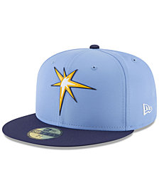 New Era Tampa Bay Rays Batting Practice Pro Lite 59FIFTY Fitted Cap