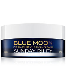 Sunday Riley Blue Moon Clean-Rinse Cleansing Balm, 3.4-oz.